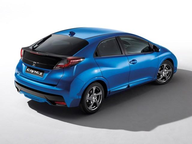 2016 Honda Civic X Edition