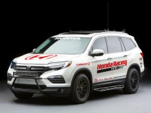 2016 Honda Pilot Baja Chase Vehicle