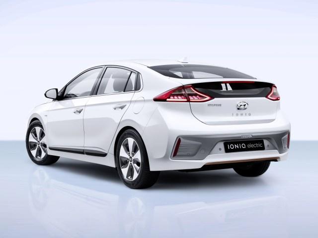 2016 Hyundai Ioniq Electric