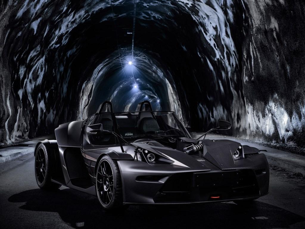 Ktm X-Bow GT Black Edition 2016