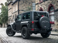 2016 Project Kahn Jeep Wrangler Black Hawk Edition