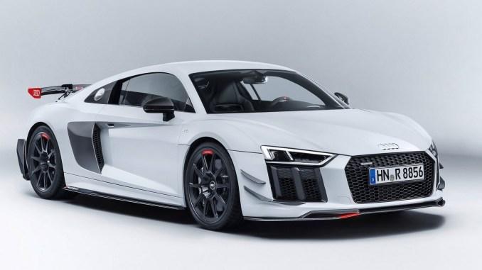 2017 Audi R8 Performance Parts