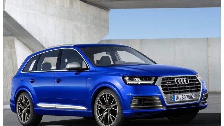 Audi SQ7 TDI 2017 –  Un SUV Très Sportif