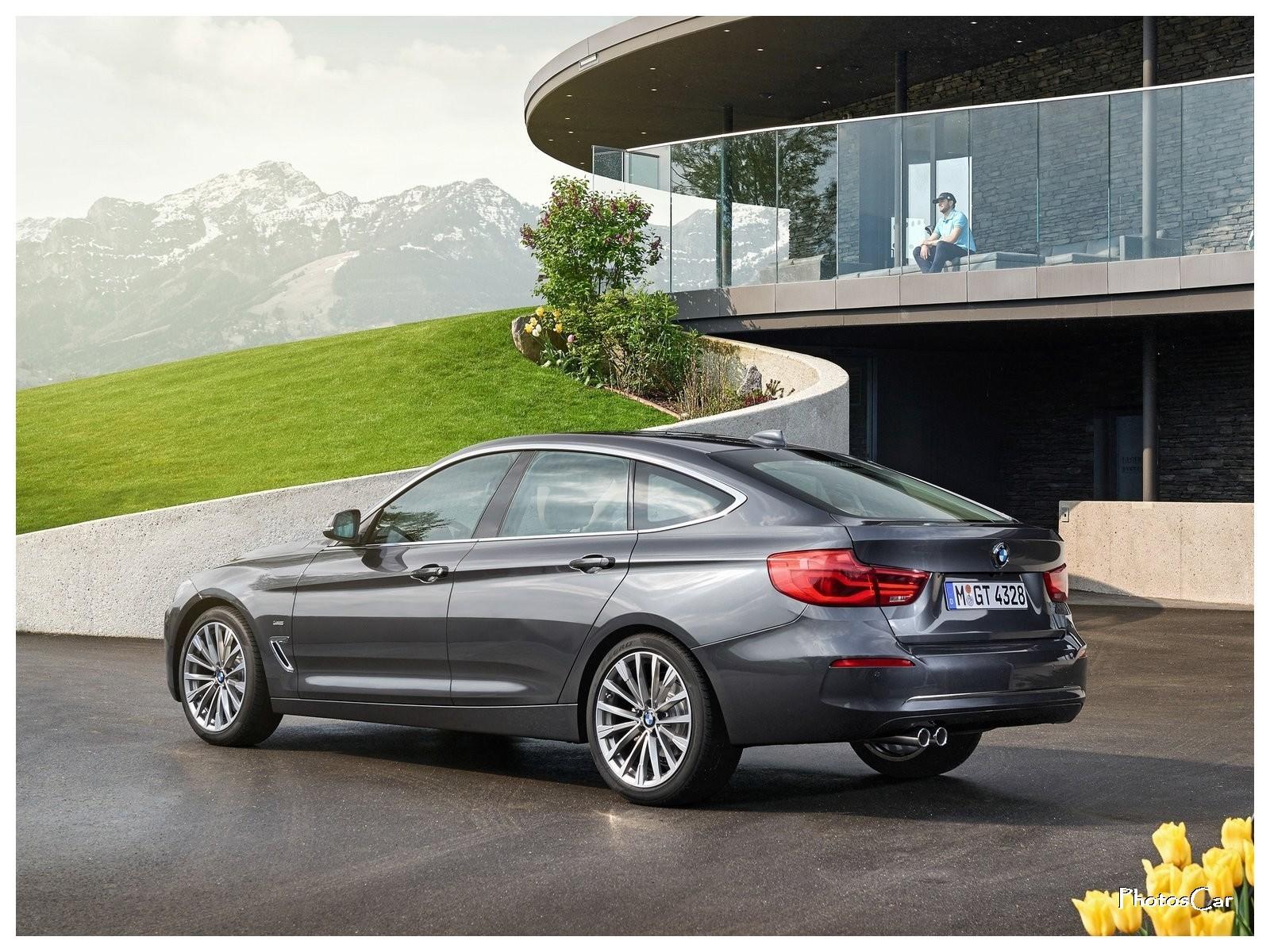 2017 BMW Série 3 Gran Turismo