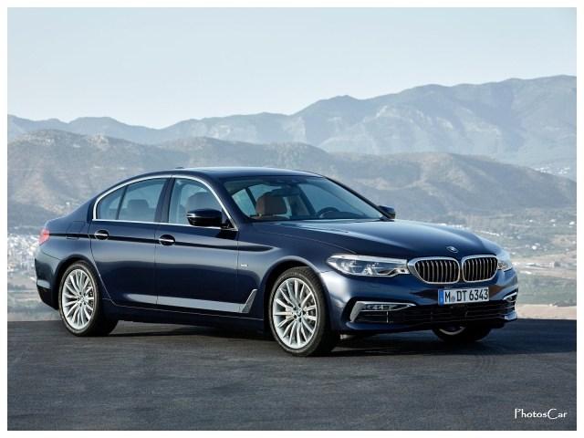 2017 BMW Série 5