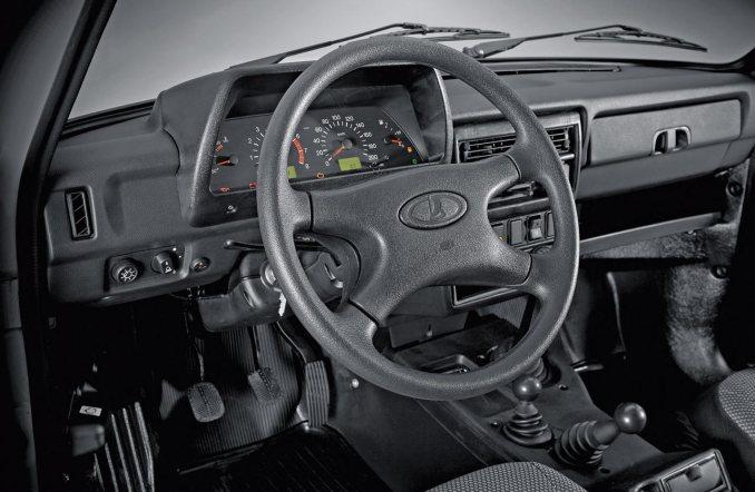 2017 Lada Niva 4x4