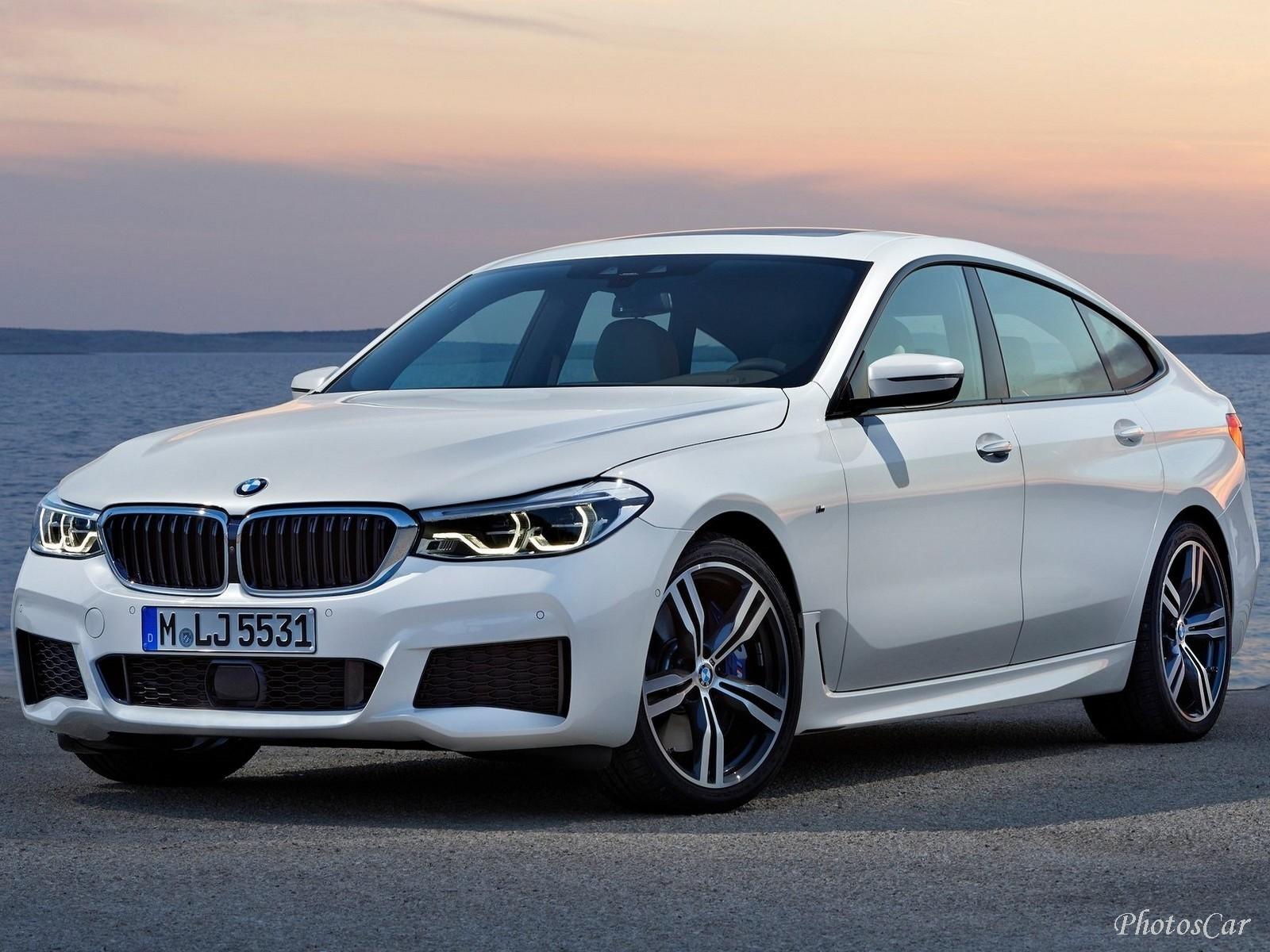 BMW Serie 6 Gran Turismo 2018