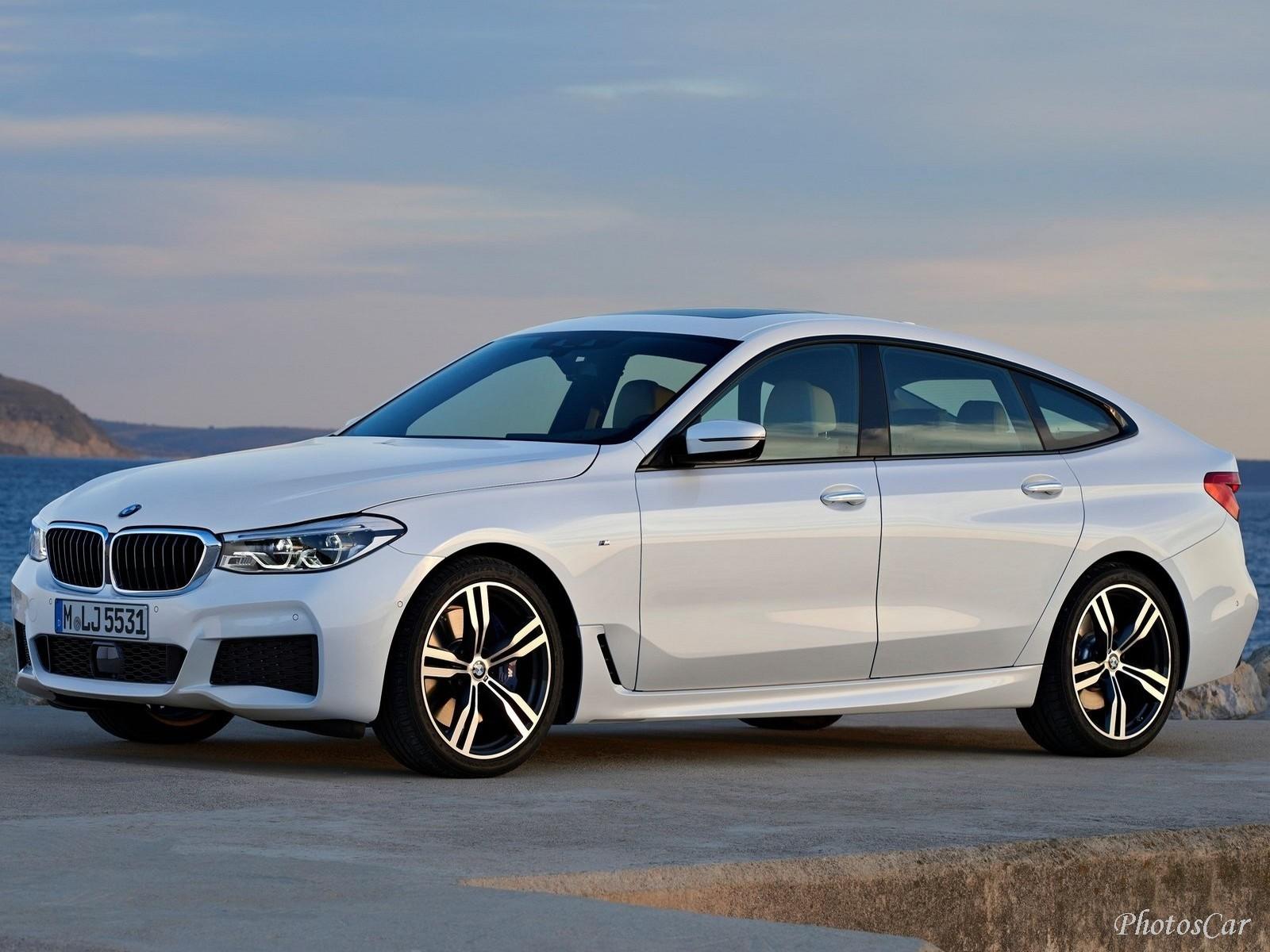 2018 BMW Serie 6 Gran Turismo