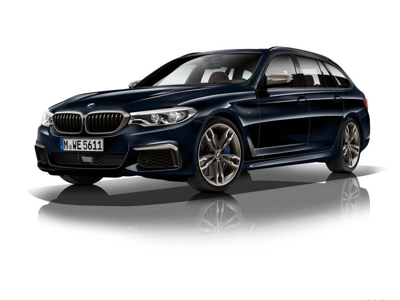 2018 BMW M550d xDrive Touring