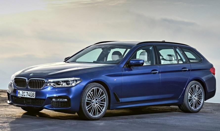BMW Série 5 Touring 2018: Photos et Vidéo du nouveau break – Photoscar