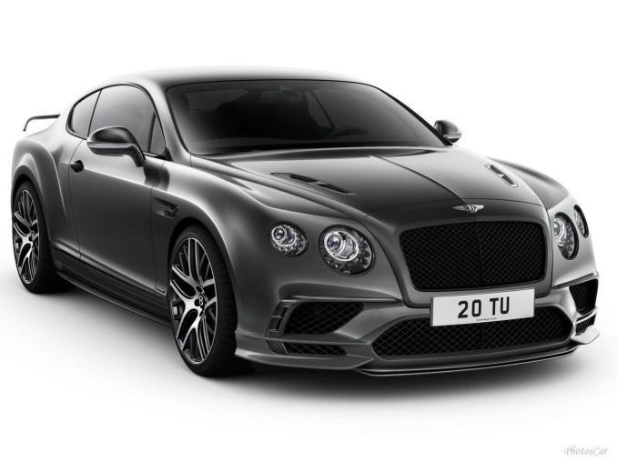 2018 Bentley Continental Supersports