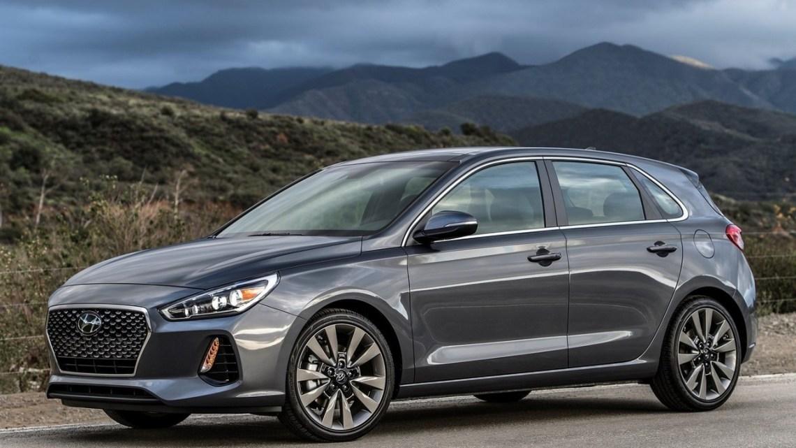 Hyundai Elantra GT 2018 – Une esthétique plus agressive