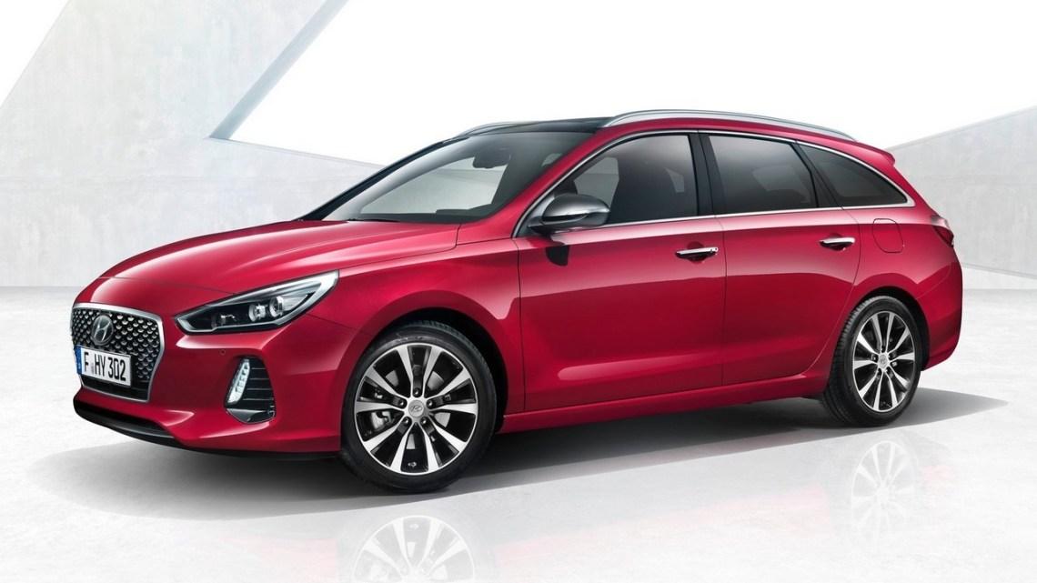 Hyundai i30 Tourer 2018 – Une sécurité active standard