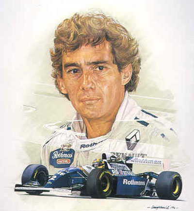 Ayrton Senna The Legend - Formule 1