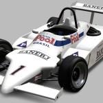 Ayrton Senna - West Surrey Racing 1983