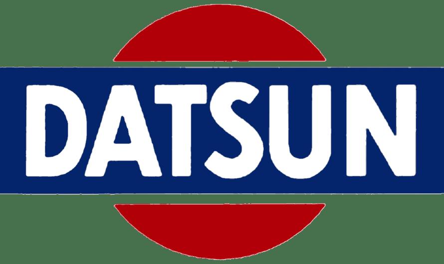 Datsun – Constructeur Automobile Japonais du groupe Nissan