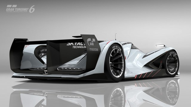 Mazda LM55 Vision Gran Turismo