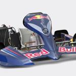 Red Bull Racing Kart 125