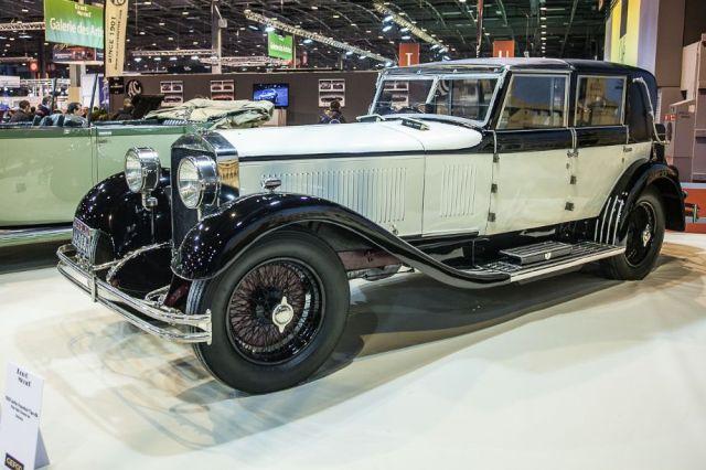 Hispano-Suiza H6B - Maharajas' cars stand