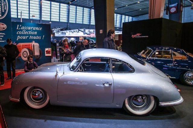 Porsche 356 Pre-A Split-Window Coupe