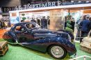 Talbot-Lago T150S - Richard Mille stand - Retromobile 2014