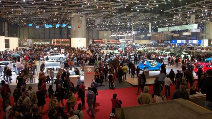 Salon et Exposition Automobiles
