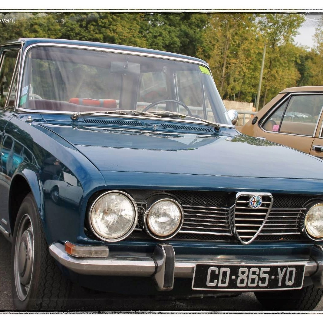 italian meeting - Alfa Romeo 1750