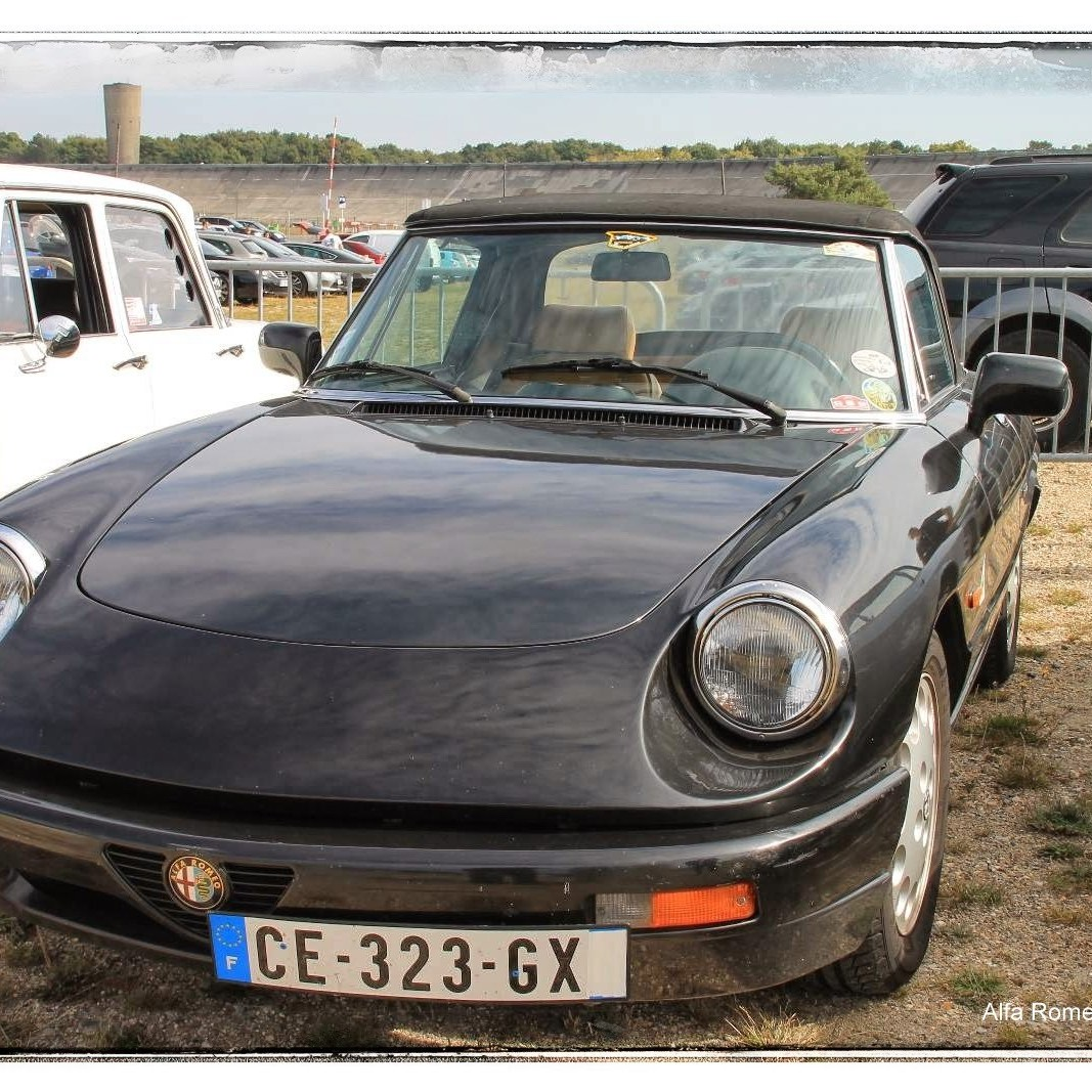 italian meeting - Alfa Romeo Spider 2.0