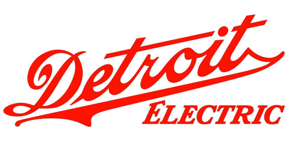 Detroit Electric Constructeur Automobile Americain