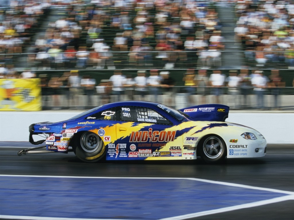 Dragster - PRO STOCK - Dave Howard