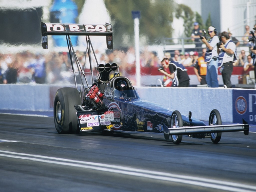 Dragster - TOP FUEL - Doug Foley