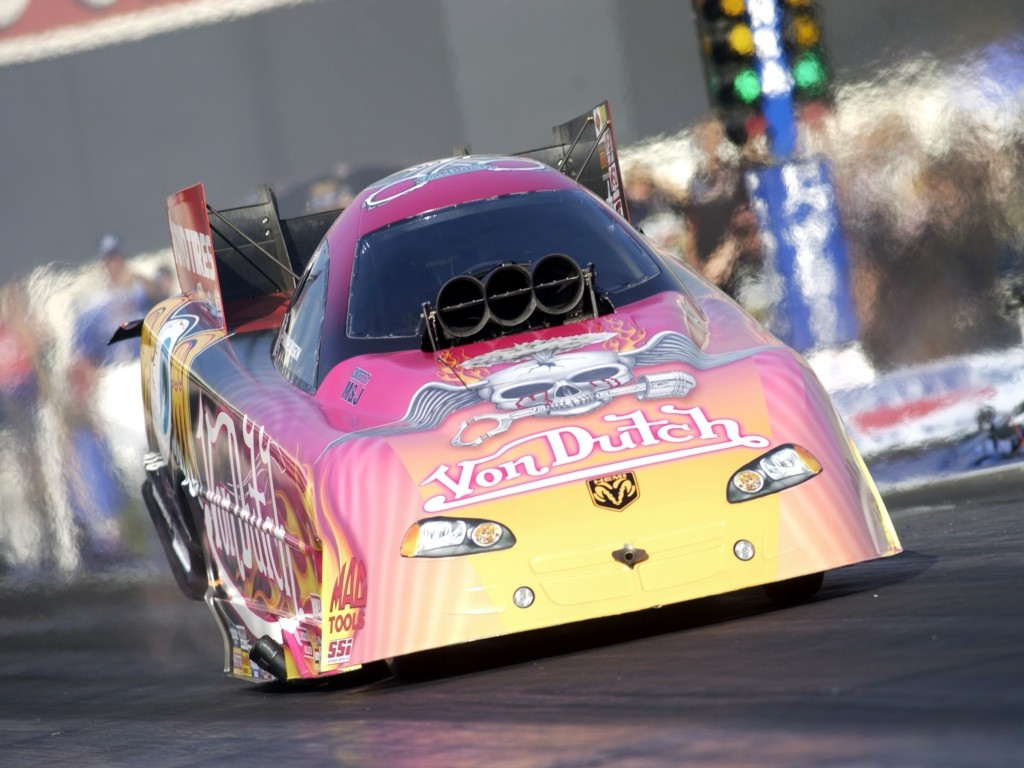 Dragster - FUNNY CAR - Frank Pedregon