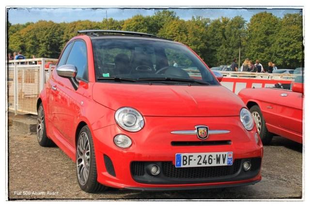 italian meeting - Fiat 500 Abarth