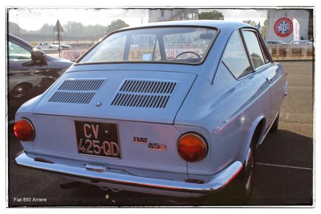 italian meeting - Fiat 850