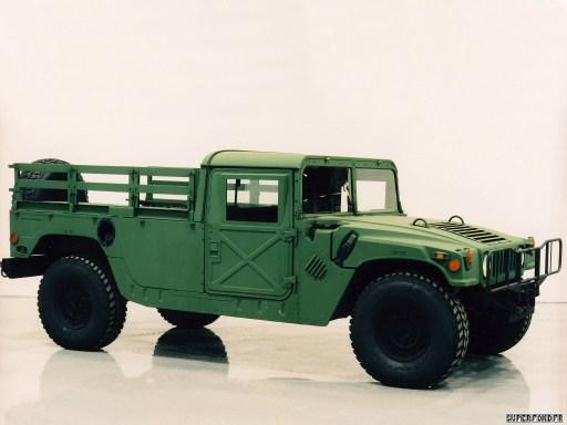 Hummer Humvee M1097