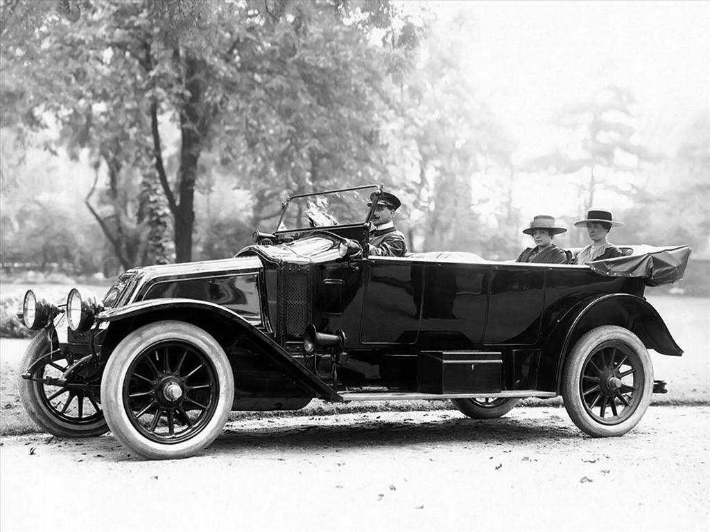 1924 Renault 40 CV