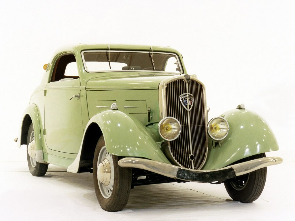 1932 Peugeot 301 Coupe