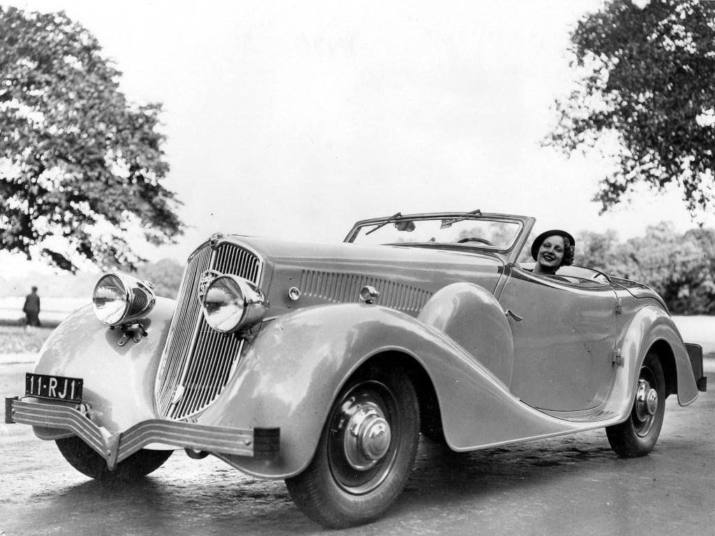 1932 Peugeot 301 Eclipse