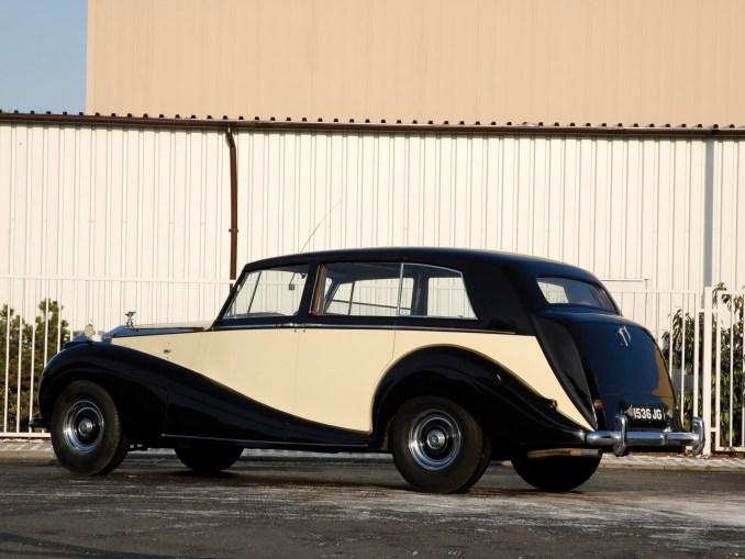 1946 Rolls Royce Wraith Touring Limousine