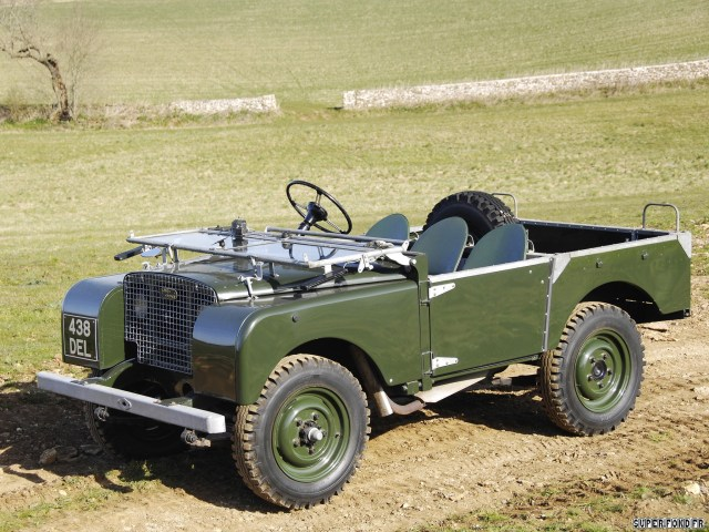 1948 Land Rover Series I 80 Soft Top