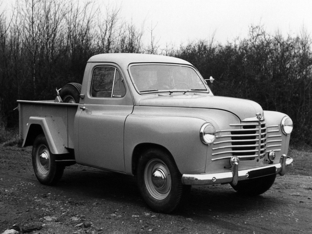1950 Renault Colorale Pickup