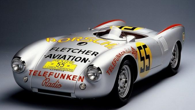 Porsche 550 Spyder 1954