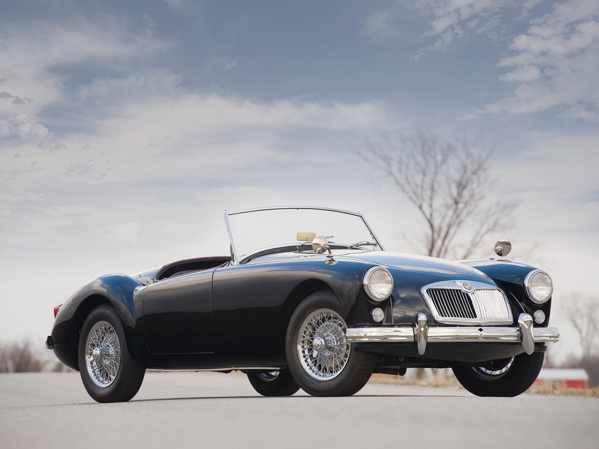 1955 MG A 1500