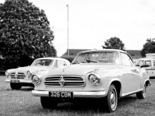 1958-61 Borgward Isabella Coupe