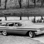 1960 Pontiac Catalina Safari