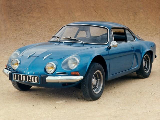 1961 Renault Alpine A110