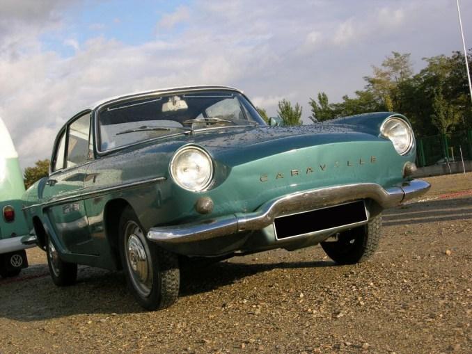 1964 Renault Caravelle 1100 Hard Top