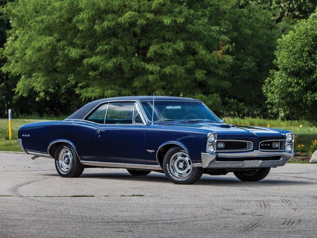 1966 Pontiac GTO Coupe Hardtop