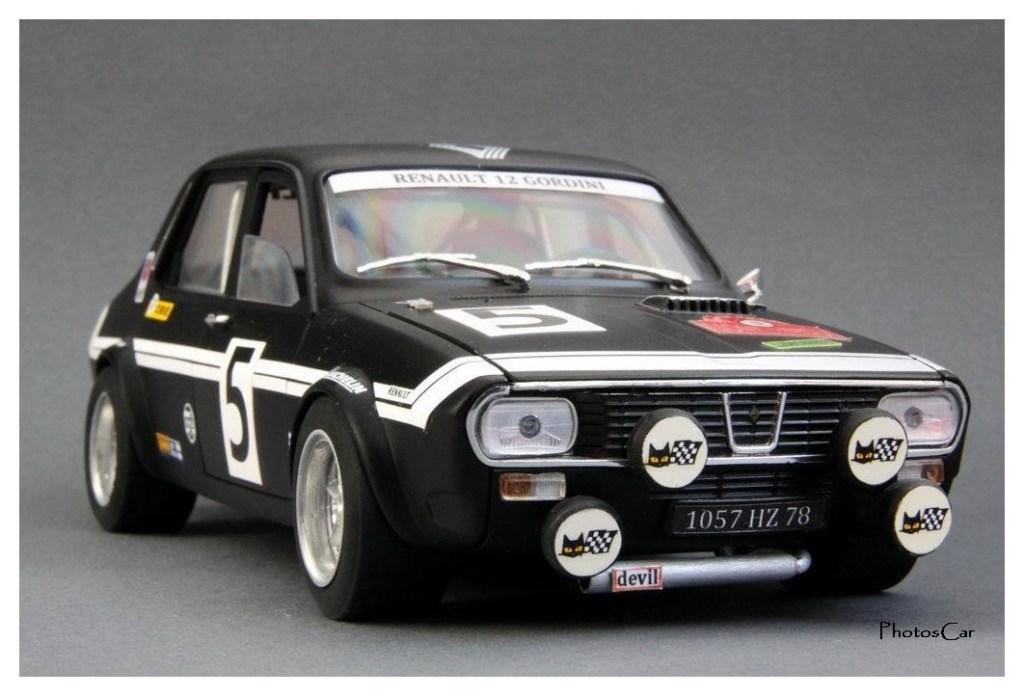 1970 1974 Renault R12 Gordini