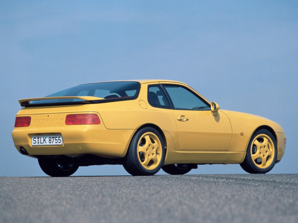 1993 Porsche 968 CS Coupe